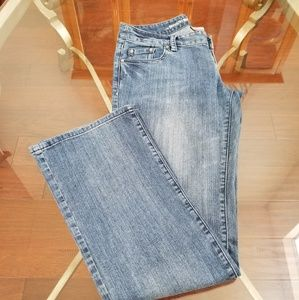 Mossimo Bootcut Blue Jean